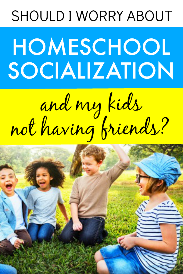 Homeschool Socialization Myth: Should I worry About homeschool friends?