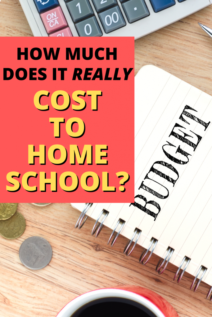 Can You Low Cost Homeschool?